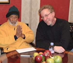 with Sonny Rollins, oral history
